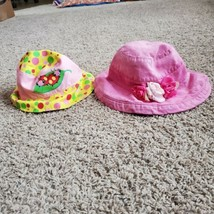 Girls 6/8 Yrs. Sun Hat Clothing Lot - $4.50