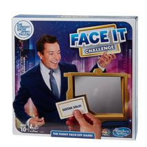 NEW SEALED 2018 Hasbro Tonight Show Jimmy Fallon Face It Challenge Party... - $23.05