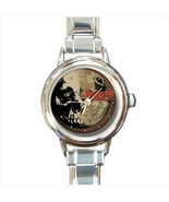 Senses Fail Round Italian Charm Watch - $19.95