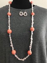 Quartz Jewelry Set - $80.00