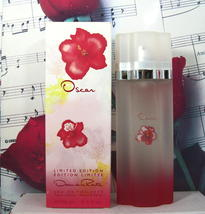 Oscar De La Hibiscus Flower Island Summer Limited Edition EDT Spray 3.3 ... - $139.99