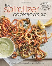 Spiralizer Cookbook 2.0 [Hardcover] Williams - Sonoma Test Kitchen - $4.70