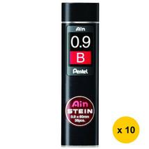 [Xmas] Pentel C279-B Ain Stein 0.9mm Refill Leads (10tubes) - $18.83