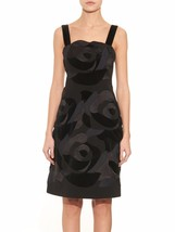 Diane von Furstenberg  Black Lovelle Dress sz 4 NWT - $197.01