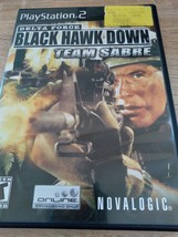 Sony PS2 Delta Force: Black Hawk Down Team Sabre image 1