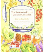 The Thousand Recipe Chinese Cookbook [Paperback] Miller, Gloria Bley - $8.75