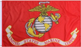 United States Marine Corp USMC Globe & Anchor Semper Fidelis Deluxe Mari... - $24.99