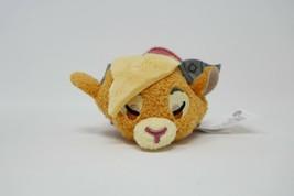 "Disney Store Tsum Tsum 3.5"" Plush Stuffed Animal - Zootopia Gazelle Pop ... - $5.89"