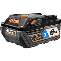 Ridgid 18V Bluetooth 6.0Ah HYPER OCTANE Battery Pack, AC8400806 - $139.99