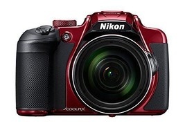 New Nikon compact digital camera COOLPIX B700 Optical 60 zoom Black from... - $526.11