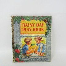Rainy Day Play A Little Golden Book Vintage New 1951 133 A 1st Edition N... - $42.48