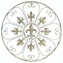 Koehler 10017973 25 inch Circular Fleur De Lis Wall Decoration - €26,23 EUR