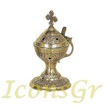 Christian Orthodox Greek Censer (4886-b) - $26.83