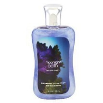 Bath and Body Works (1) Moonlight Path Bubble Bath 10 oz. - $22.99
