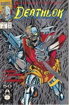 Deathlok Comic Book #1, Marvel 1991 NEW UNREAD - $3.99