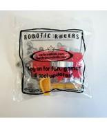 Vintage 2002 Hardees Carl Jr's ROBOTIC RACER - The Chomper - Cool Kids T... - $7.99