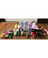 * Huge Build your own LOT of retired TY Beanie Babies stuffed animal toy... - $0.98+
