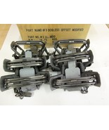 6 Bridger #3 Dogless Offset Modified Coil Spring Foothold Traps Coyote T... - $145.48