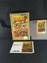 P.O.W.: Prisoners of War (Nintendo Entertainment System, 1989) Complete ... - $35.63