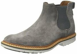 NIB Timberland Men's Naples Trail Chelsea Boot Grey Graphite TB0A1PD6 - $79.89