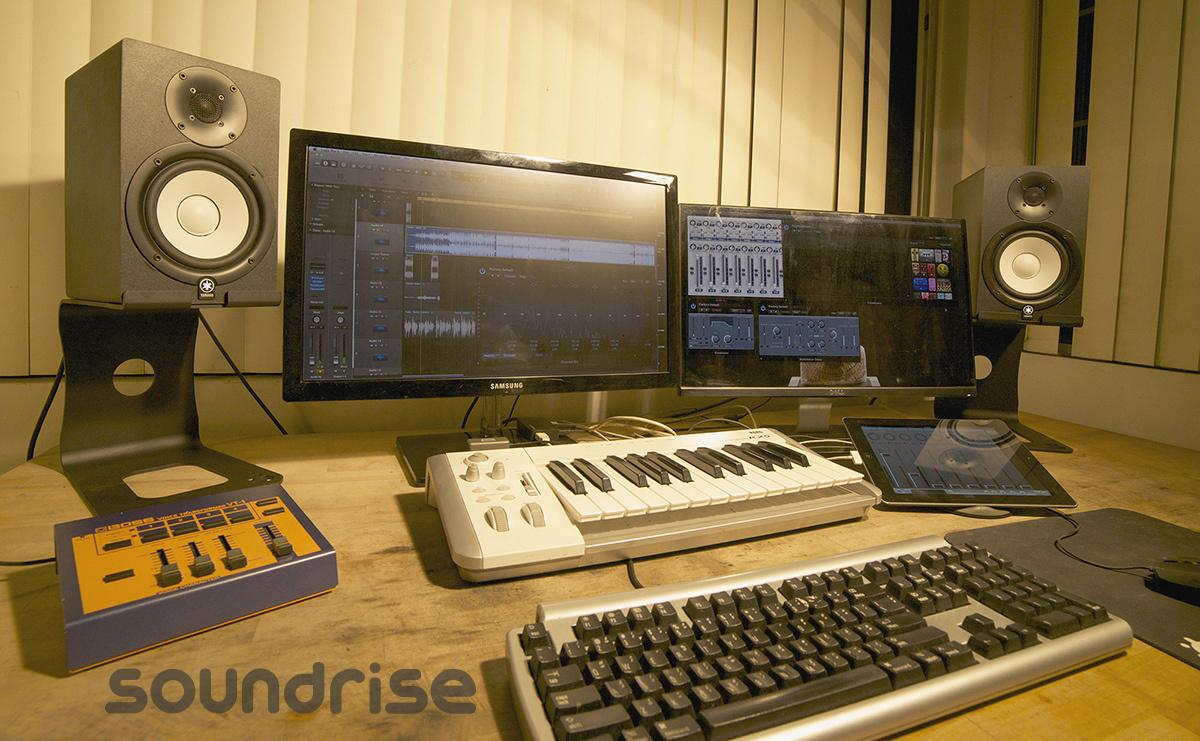 Soundrise Professional Desktop Speaker And 10 Similar Items