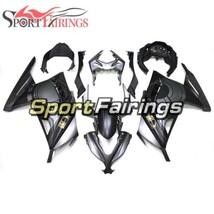Grey Black Fairings  For Kawasaki 2013 2014 2015 Ninja300 Plastic Body Frames  - $304.45