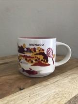 Starbucks Monaco Mug Preowned You Are Here Collection NO BOX - $35.63