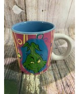 2000 Universal Studios Dr Suess How The Grinch Stole Christmas Coffee Mu... - $14.03