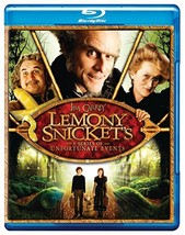 Lemony Snicket's A Series of Unfortunate Events [Blu-ray] (2014)