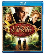 Lemony Snicket's A Series of Unfortunate Events [Blu-ray] (2014) - $4.95