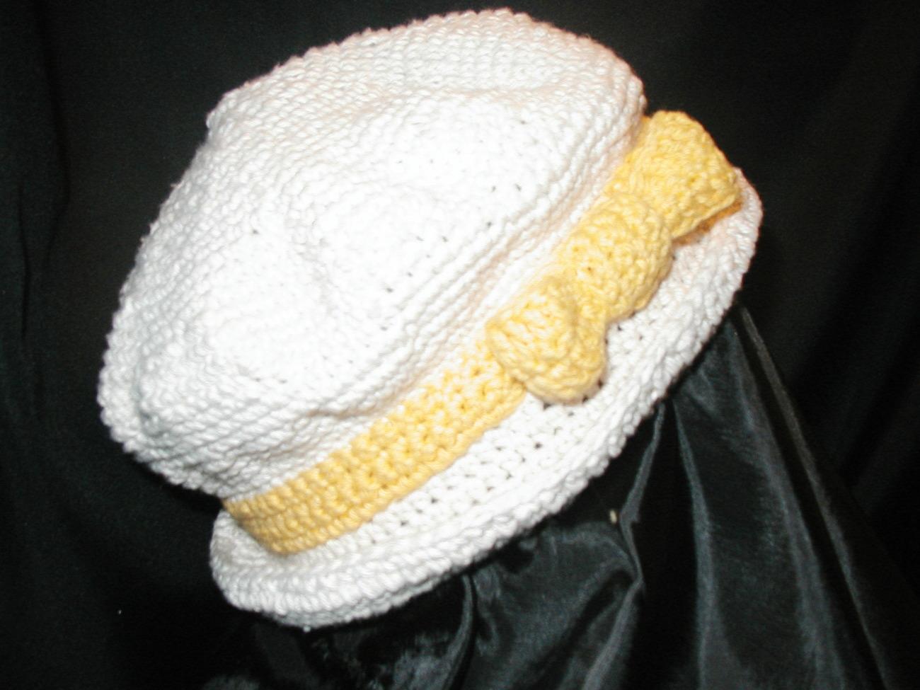 Twentys Flapper Hat with matching purse image 2