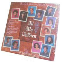 All My Children Vintage Board Game Erica Kane Vintage 80s ABC Daytime So... - $34.99