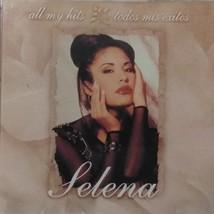 Selena Todos Mis Exitos  CD  - $24.95
