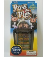 Pass The Pigs Classic Dice Game Winning Moves Pig Sty Cup 2014 New - $14.54