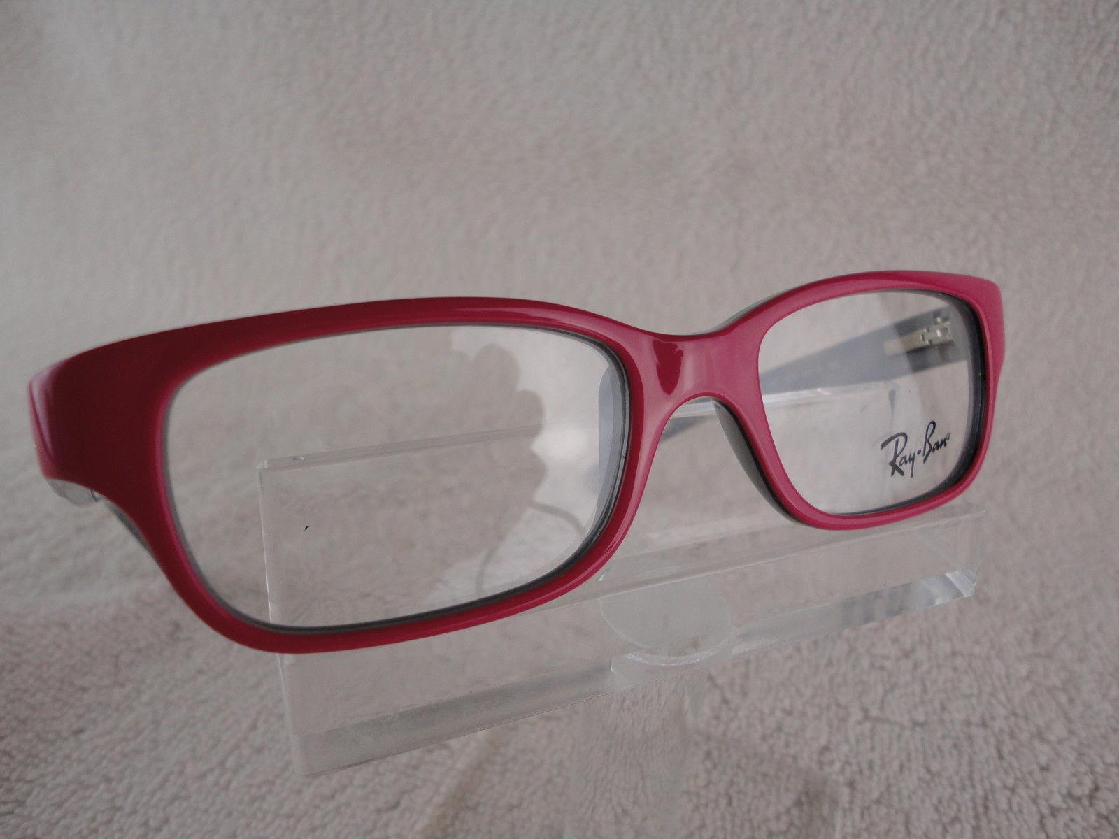7c7dc118166 Ray Ban Junior RB 1527 (3575) Pink   Grey 47 and 42 similar items