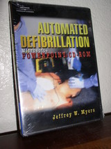 Automated Defibrillation by Jeffrey Myers (Microsoft Powerpoint CD-ROM,WIN95) - $49.95