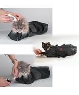 Top Performance Heavy Duty Mesh Cat Grooming Bathing Restraint Bag 3 Siz... - $66.82