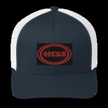 San Francisco hat / 49ers hat / 49ers Trucker Cap image 5