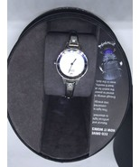 CITIZEN ECO-DRIVE Women's NOB Stainless Steel Watch Solar Gray EX1320-89... - $28.49