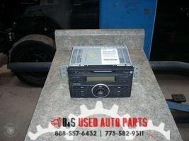 2009 NISSAN VERSA RADIO ID# 28185EM32A #1845