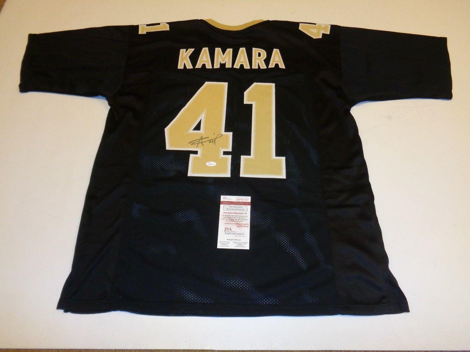 ALVIN KAMARA autographed signed Saints black and 50 similar items a0be8f423