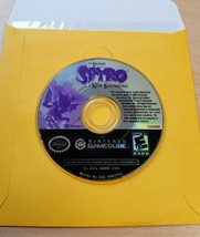 The Legend Of Spyro A New Beginning (GameCube, 2001) Disc only - $11.87