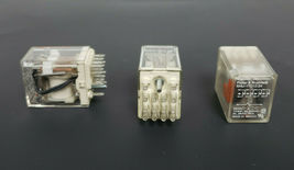 LOT OF 3 POTTER & BRUMFIELD KHU-17D12-24 RELAYS KHU17D1224, 24VDC image 4