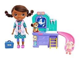 Doc McStuffins Pet Vet Talking Doll & Care (Frustration-Free Packaging) - $64.67