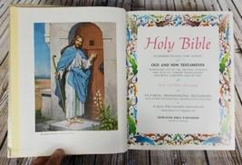 Holy Bible: Family Altar Edition (KJV) King James Version Red Letter Con... - $32.62