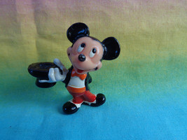 Disney Applause Mickey Mouse w/ Tux & Top Hat PVC Figure or Cake Topper - as is - $5.20