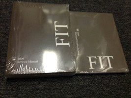 2009 HONDA FIT Service Shop Repair Workshop Manual Set W ETM Wiring Diag... - $70.54