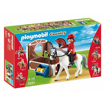 PLAYMOBIL Flamenco Horse with Stall Play Set - $17.41