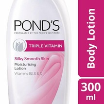 Pond's Triple Vitamin Moisturising Body Lotion, 300ml - $16.29