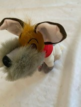 "The Walt Disney Company Oliver & Company Dodger Plush Dog 8"" - $18.79"
